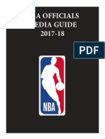 2017 18 Officials Guide
