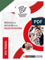 Protocolo de Evaluación Regional PRIMARIA
