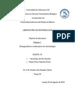 Microbiologia bioseguridad