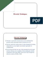 Diversity-EE4365