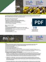 BitcoinProjectHub.com - OTC Introduction Packet