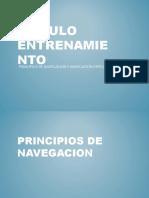 PRINCIPIOS DE NAVEGACION