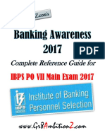 Banking Awareness 2017 Reference Guide for IBPS PO VII.pdf