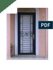 Design Besi Pintu