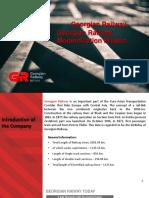 01 Georgian Railway Modernization Project