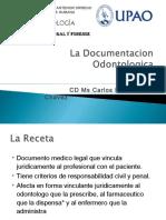 documentos odontologicos