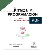 Algoritmo y Programacion