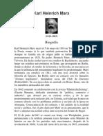 biografia marxisismo 1