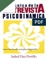 Técnica de la Entrevista Psicodinamica.pdf