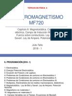 Cap08 Magnetostática 2018-1