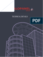 Alopanel - Technical Details
