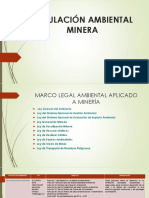 Regulacion Ambiental Minera