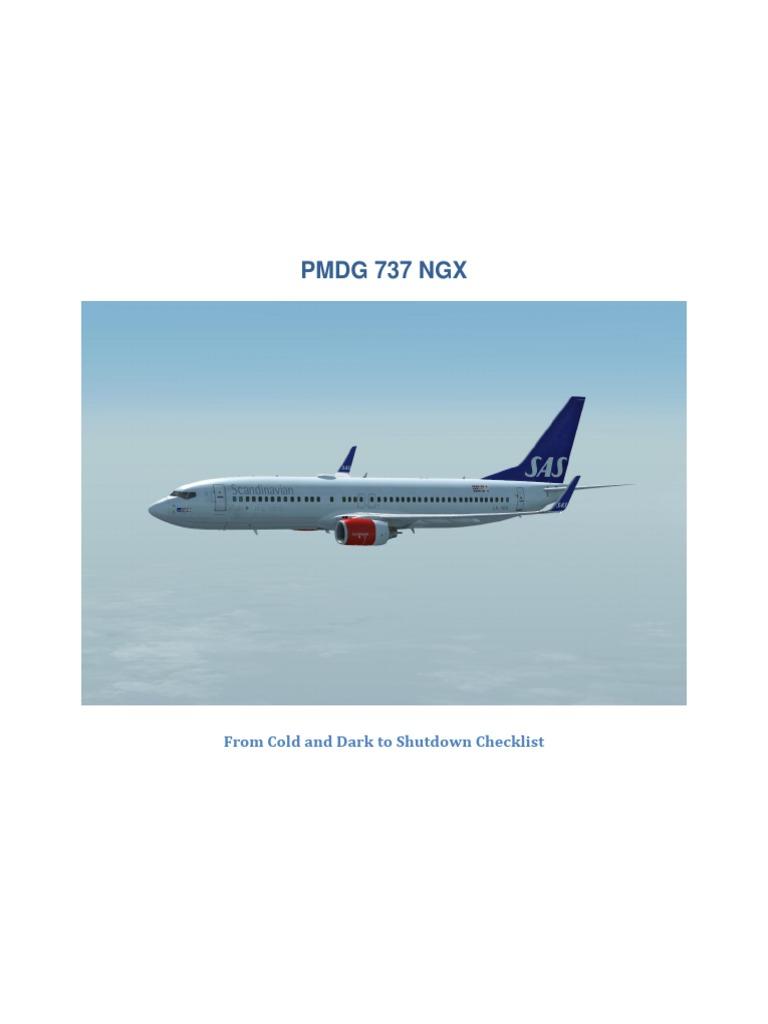 737NGX help pdf | Switch | Takeoff