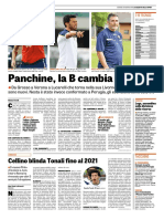 La Gazzetta Dello Sport 23-08-2018 - Serie B