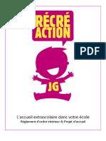 ROI&Projet d'Accueil