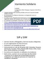 Reasentamiento Solidario