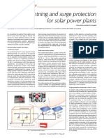 Solar Pv for Builders Oct 2009