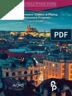 2018 PVP Conference Program