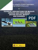 Technical Prescriptions Wildlife Crossing Tcm7-437077