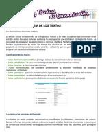 Tipología y Técnicas de Comunicación_ Hacia Una Tipología de Los Textos