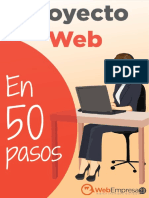 Guia Proyecto Web en 50 Pasos