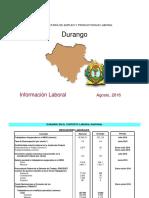 Perfil Durango