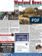 The Wayland News September 2018