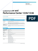Loadrunner and Performance Center Ds