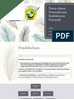 Dasar-dasar Pemeriksaan Kedokteran Forensik.pptx