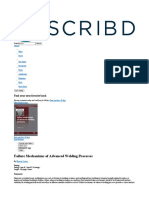 Failure Mech Adv Welding Elsevier Abstract Scribd