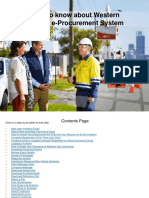 Ariba e Procurement System Instructions