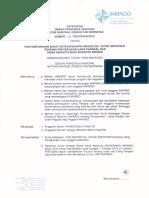 No. 34. Tap.dpnixi2015_penyempurnaan Surat Ketetapan Dpn Inkindo No. 33tapdpnxi2015