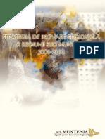 Strategia de Inovare Regionala a Regiunii Sud Muntenia 2008-2013