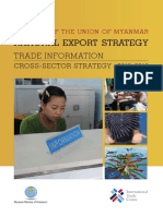 12_Myanmar NES_Trade Information and Promotion