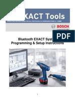 Bosch Bluetooth Instructions1