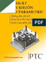 Thiet Ke Khuon Su Dung Creo Parametric 3.0 & Expert Moldbase Extension EMX