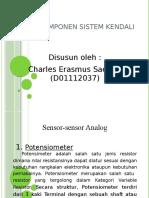 Tugas Komponen Sistem Kendali