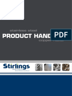 Stainless Steel Product Handbook
