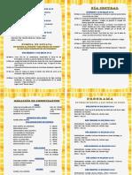 Programa de San Pedro
