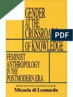 Micaela di Leonardo-Gender at the Crossroads of Knowledge_ Feminist Anthropology in the Postmodern Era  -University of California Press (1991).pdf