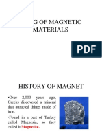 joining of magentic material.ppt