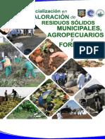Especializacion Valorizacion Residuos Solidos Municipales Agropecuarios Forestales