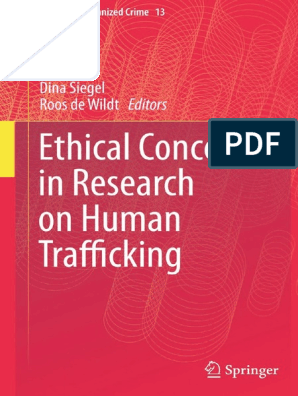Dina Siegel and Roos de Wildt] Ethical concerns in research