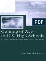 [Annette B. Hemmings] Coming of Age in U.S. High S(B-ok.xyz)