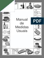 Manual de Medidas Caseiras