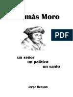 Vida de Santo Tomás Moro - Padre Jorge Benson
