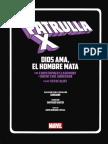 Colección Novelas Gráficas Marvel. La Imposible Patrulla-X