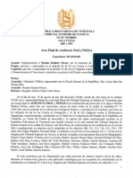 TSJ en el exilio publica sentencia completa contra Maduro
