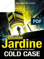 Cold Case by Quintin Jardine (preview)
