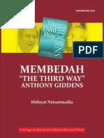 HN Membedah the Third Way Giddens